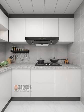 富裕型140平米中式风格厨房效果图