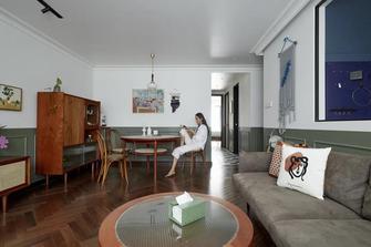 豪华型70平米新古典风格餐厅装修案例