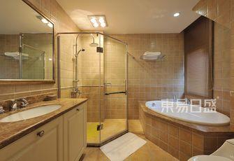 20万以上140平米复式美式风格卫生间装修效果图