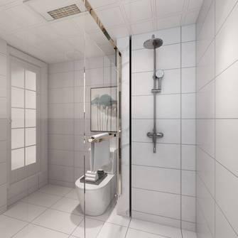 140平米四室两厅北欧风格卫生间装修图片大全