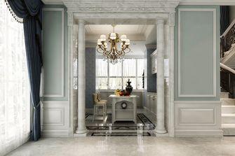 140平米四室四厅欧式风格阳光房装修图片大全