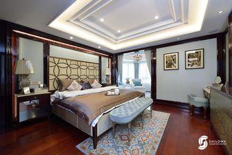 豪华型140平米法式风格卧室装修案例