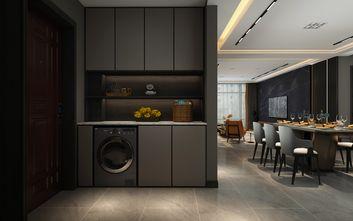 富裕型140平米四室两厅现代简约风格玄关装修案例