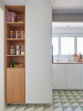 富裕型100平米四室一厅北欧风格厨房效果图