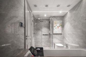 140平米四室三厅现代简约风格卫生间装修案例
