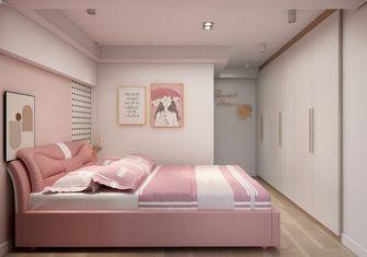 5-10万30平米超小户型现代简约风格卧室欣赏图