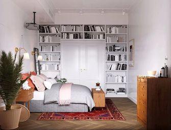 富裕型90平米工业风风格卧室图片大全