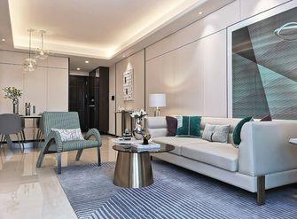 5-10万100平米三轻奢风格客厅图片