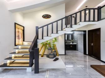 5-10万50平米公寓中式风格客厅欣赏图
