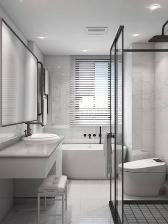 豪华型110平米法式风格卫生间设计图