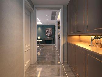 130平米三室两厅轻奢风格走廊图片