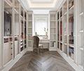 20万以上140平米三室两厅欧式风格衣帽间图