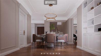 20万以上140平米别墅美式风格餐厅效果图