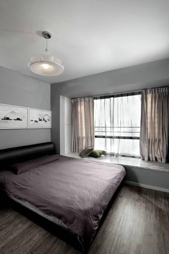 15-20万100平米三室两厅现代简约风格卧室装修图片大全
