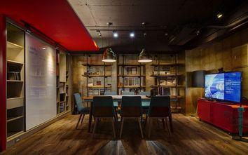 140平米复式公装风格其他区域设计图