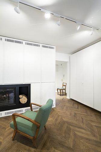 50平米一居室北欧风格走廊装修图片大全