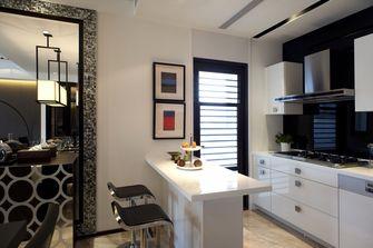 5-10万100平米三室一厅现代简约风格厨房设计图