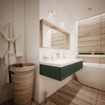 80平米公寓工业风风格客厅装修效果图