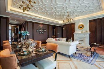 三美式风格客厅效果图