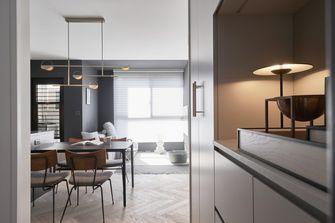 30平米以下超小户型北欧风格客厅装修案例