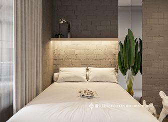 富裕型40平米小户型工业风风格卧室欣赏图
