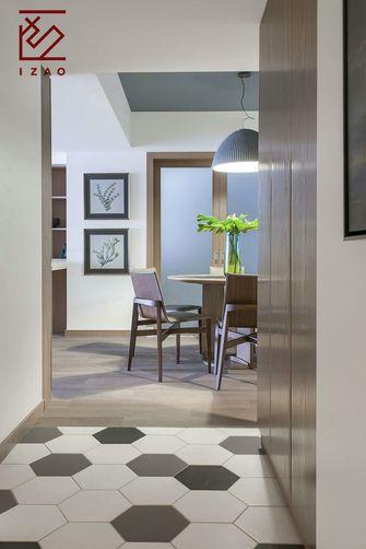 10-15万140平米别墅现代简约风格餐厅设计图