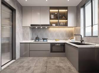 豪华型100平米三室两厅混搭风格厨房图