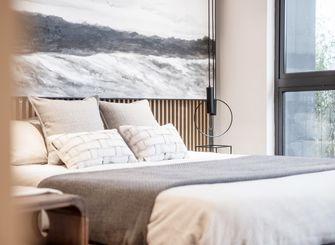 豪华型100平米日式风格卧室装修效果图