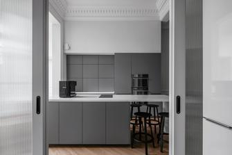 豪华型140平米四室两厅英伦风格厨房设计图