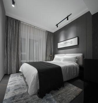 富裕型140平米四室一厅现代简约风格卧室图