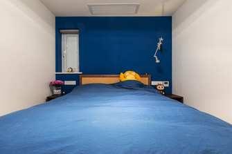 一室两厅混搭风格卧室图