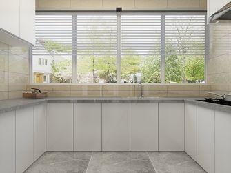 15-20万140平米三室两厅现代简约风格厨房装修效果图