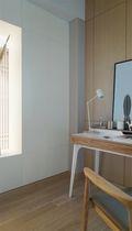 90平米三室两厅北欧风格书房装修图片大全