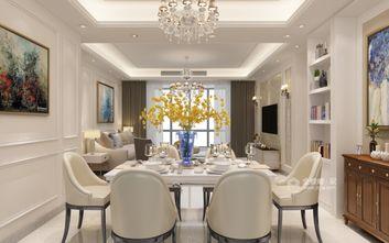 豪华型140平米四欧式风格餐厅装修效果图