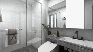 富裕型90平米三室两厅现代简约风格卫生间设计图