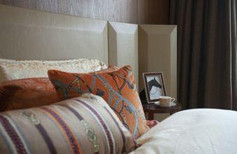 140平米四新古典风格卧室图片大全