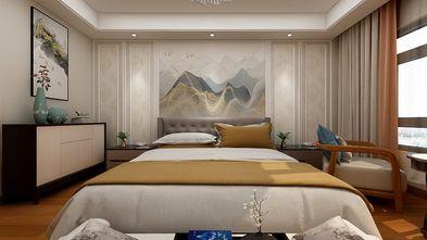 110平米三中式风格卧室图片