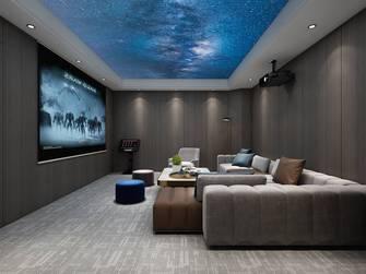 140平米别墅港式风格影音室装修效果图