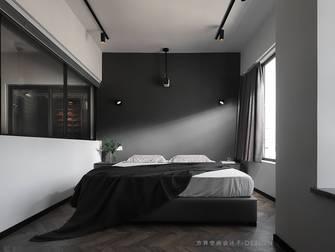 50平米公寓工业风风格卧室效果图
