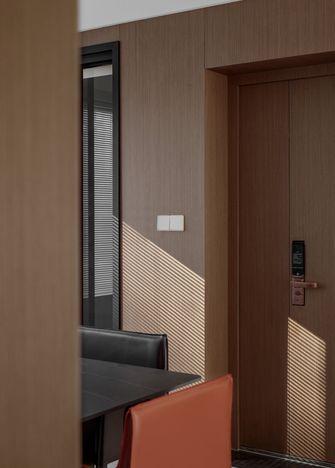 10-15万110平米三室一厅现代简约风格玄关效果图