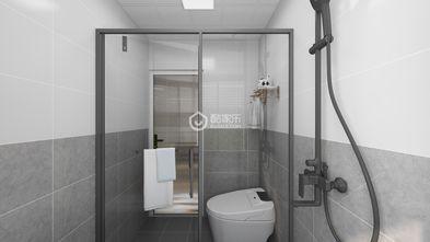 80平米三室两厅欧式风格卫生间装修效果图