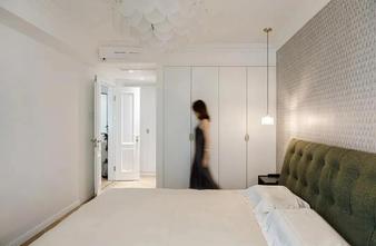 经济型90平米美式风格卧室图片