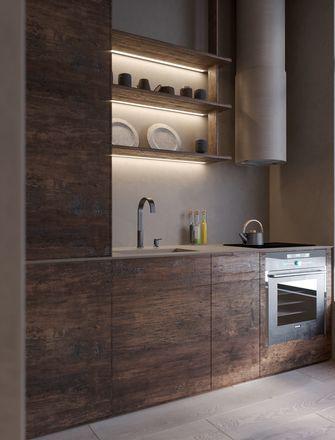 15-20万70平米公寓工业风风格厨房图片