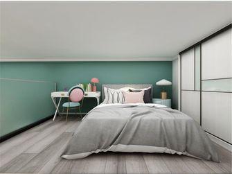 经济型30平米超小户型北欧风格卧室图片大全