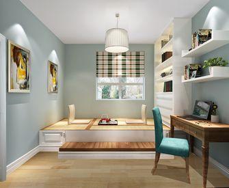 富裕型140平米三室两厅欧式风格书房装修效果图