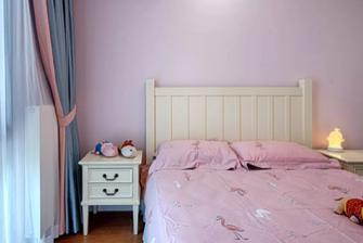 20万以上130平米四美式风格卧室装修案例