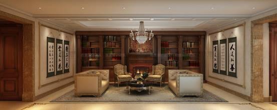 豪华型140平米复式新古典风格其他区域图