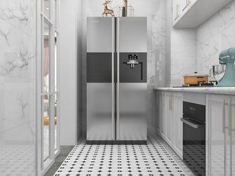 经济型120平米三室两厅法式风格厨房设计图