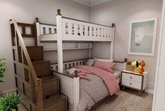 经济型80平米美式风格青少年房效果图