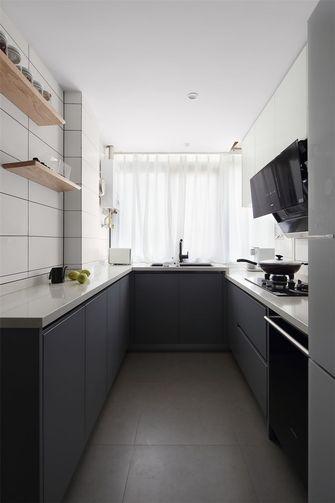 经济型70平米公寓北欧风格厨房装修图片大全